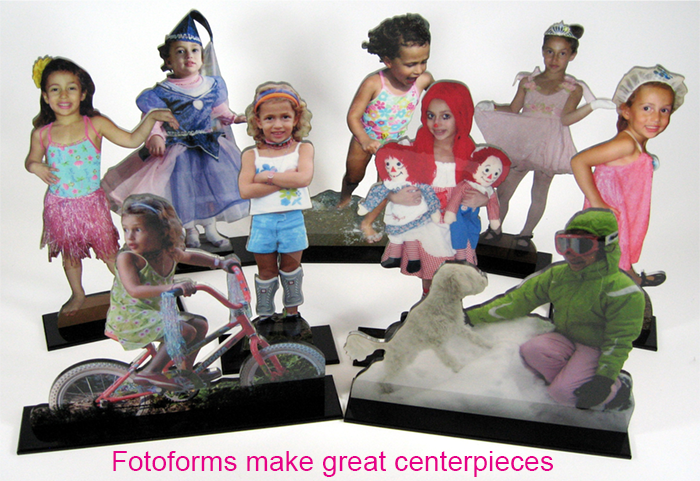 Mitzvah Puzzle and Fotoforms Photo Cutouts