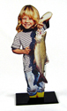 Fishing Trophy Photo Cutout
