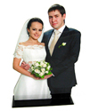 Wedding and Event Photo Cutout