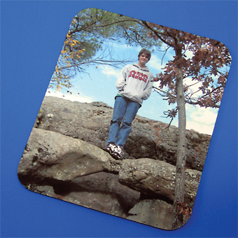 photo mouse pads, vivid photo mouse pads, mouse pads, colorful photo mouse pad, thick foam backing mouse pad